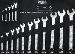 Herramientas de Mano de alta calidad Juego de llaves combinadas
