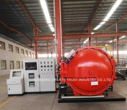 بكرة تقنية متقدمة جديدة لمفرم الكربون/جانبي مركب (ASME/CE)