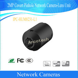Segurança CCTV Dahua 2MP Covert Camera-Lens Rede microscópica (IPC-HUM8231-L1)