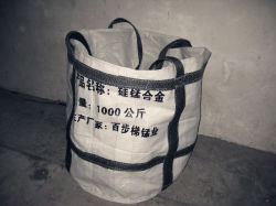FIBC Bag Bag per Silicomanganese