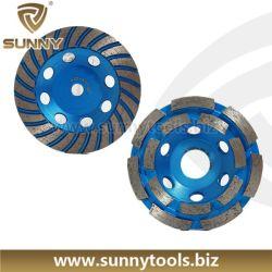 Turbo сегмента алмазного инструмента шлифовального круга для конкретных и гранита
