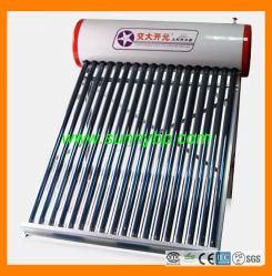 200L Vacuume Tube calentador de agua solar