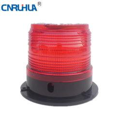 LED rouge témoin de l'énergie solaire pour l'autoroute express