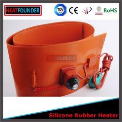 Гибкая силиконовой резины нагревательный элемент 220V 1200W (по заказу)