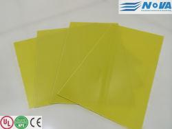 Laminados de tejido de epoxi lámina aislante (G11/FR5).