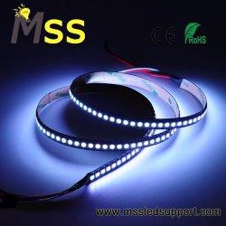 Ws2812/2811 adressierbares RGB 5050 5V flexibles LED Streifen-Pixel LED