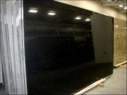 Shanxi Absolute Black Granite Gangsaw Slab für Tombstone oder Countertop