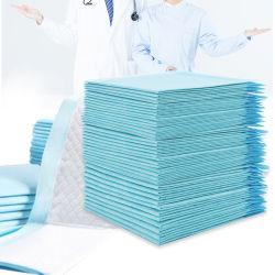 60X90cm disposable medische incontinentie-beddenbladen voor verpleegkundisspoelen