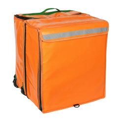 Zaino impermeabile a due strati, sacchetto isolante per conservazione termica per l'erogazione di alimenti