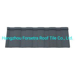 Tutti i tipi rivestimento in acciaio rivestito in sabbia tetto in vendita in fabbrica Piastrelle in metallo per decorazione di tetti