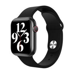 2021 Hw22 Smartwatch 1.75 inch HD scherm Call Fitness Klok Reloj inteliente Serie 6 Smart Armband Smart Horloges Gift Horloges