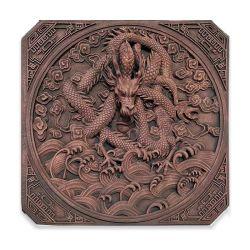 OEM KOCEL het Beeldhouwwerk van het Brons Godsdienstig en de Ambacht van het Kunstwerk van de Decoratie van het Huis voor OpenluchtVertoning door 3D Printer