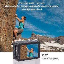 小型処置のカメラ2.0インチのWiFiのスポーツのビデオカムコーダー