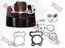 Kit Baja Bm-150/Boxer del cilindro dei pezzi di ricambio del motociclo