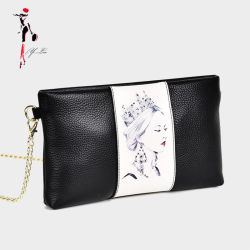 Леди вечер сообщение сумку ручной макияж сумку для женщин