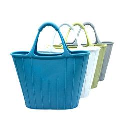 Promoção Shopping Tote Bag Bolsa de praia em borracha de silicone