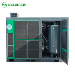 Compresores de aire de gran tamaño con baja presión enfriado por agua de doble efecto compresores alternativos
