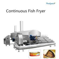 [سنك فوود] آليّة مستمرّة يقلي سمكة [فرر] آلة