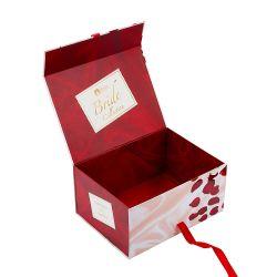 자석 선물 카드 상자를 포장해 주문 상한 결혼식 신부