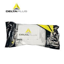 Anti transparentes ajustáveis de Nevoeiro óculos com lentes de PC Deltaplus Geral 101131 Casquilhos inteiriços, lentes de óculos de segurança para uso com óculos de prescrição