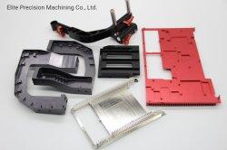 월간 맞춤형 3 4 5축 알루미늄 6061/6063/6082/7075 CNC 알루미늄 전기 자전거 자전거 부품 가공