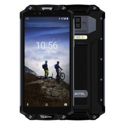 Imperméable IP68 6,0 pouces 4 téléphone mobile Android 8.0 MT6750t Octa Core 4 Go de RAM 64 GO ROM 10000mAh étanches IP68 robuste NFC Téléphone cellulaire