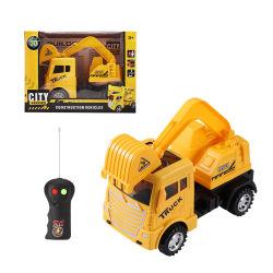 1: 20 telecomando elettrico radio controllo RC auto 2 canali con 3D Light Kids plastica educativa giocattolo