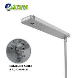 Materielles wasserdichtes LED Solarstraßenlaterneder Aluminiumlegierung-Lampen-Karosserien-
