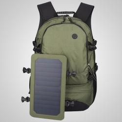 Bolsa Mochila solar portátil de potencia con el ciclismo escalada Senderismo