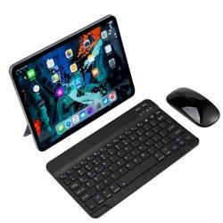 Tastiera Bluetooth per Apple Teclado iPad Xiaomi Samsung Huawei Phone Tastiera mouse wireless tablet per tablet Android iOS Windows