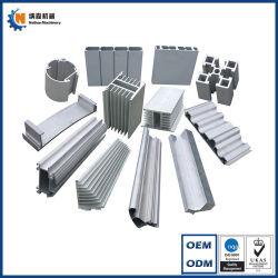 カスタム高品質アルミニウムプロファイルアルミニウム押出、産業用アルミニウムチューブ
