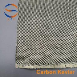 Настраиваемые обычная саржа соткать углерода из арамидного волокна ткани на панелях из стеклопластика