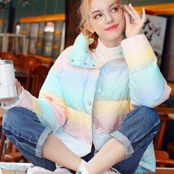 مصنع بالجملة شتاء دافئة [بوودرمنت] نوع مخصص امرأة جهاز تهوية سترة مبطّنة