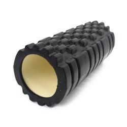 Cilindro de espuma de ioga para rolo de massagem oco muscular com selecção de cores