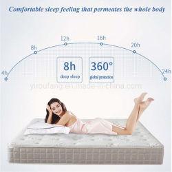 Chambre à coucher Mobilier de haute qualité de la mousse de printemps de matelas pour lit King Size