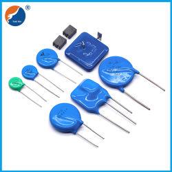 放射状の鉛のサージの回線保護装置の電子デバイスの保護バリスター