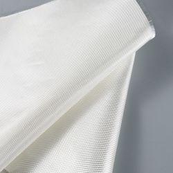 Белый цвет стекловолоконной ткани текстильный Просто погрузите эпоксидной смолы