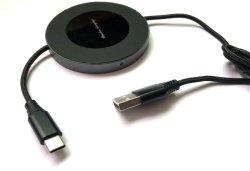 2019 Nueva llegada Qi Wireless Desktop Cargador rápido de doble cargador de teléfono/pad/Carga inalámbrica Wireless Cargador para iPhone/Samsung