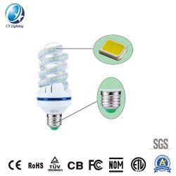 Для замены CFL спираль в полном объеме 5 Вт Светодиодные лампы 450 лм RoHS 85-265V с маркировкой CE EMC LVD