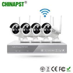 Ночное видение 4CH IP камеры WiFi беспроводной сетевой видеорегистратор комплект (PST - WIPK04AL)