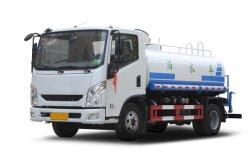 de Tankwagen van de Sproeier van het 4000L125HP 4 Cbm Yuejin Water