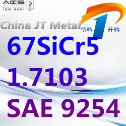 het Blad van de Buis van de Staaf van het Koolstofstaal van 67sicr5 1.7103 SAE 9254, Uitstekende Kwaliteit en Prijs