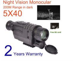 Openlucht maak Camera's van de Visie van de Nacht van 850nm de Infrarode IRL waterdicht