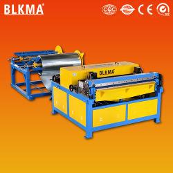 Le conduit d'automatique CNC automatique de la ligne 3 de l'air machine de formage de feuilles de métal les importations chinoises avec le meilleur service de gros