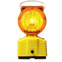 Energía Solar estroboscópica LED Emergencia precaución la luz de advertencia de seguridad de tráfico