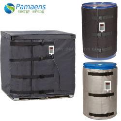 デジタル調節可能な温度調整の防水200Lドラムヒーター1000L IBCのヒーターの暖房毛布