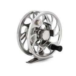 Teno aluminio CNC de alta calidad de pesca de agua dulce Fly Reel