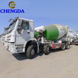 8M3 10m3 12m3 14m3 16m3 HOWO Camion de mélange de ciment