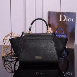 Luxuxentwerfer-echtes Leder-Dame-Handtaschenhobo-Beutel