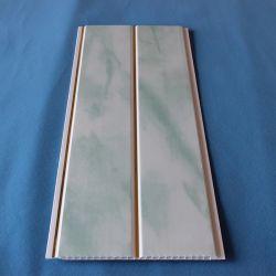 25cm de largura de Tamanho Normal e banheira impresso do painel de PVC para o Teto